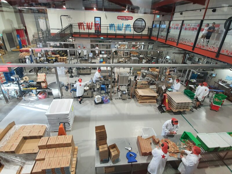 Food manufacturing energy use in the spotlight