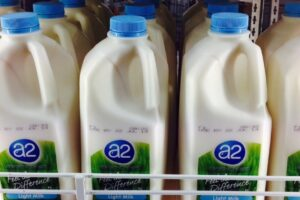 High milk costs in China sees milk price jump 80c