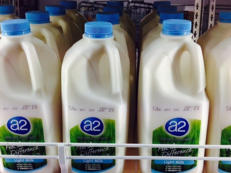A bad day for A2 Milk