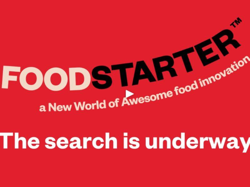 Foodstarter comp goes national