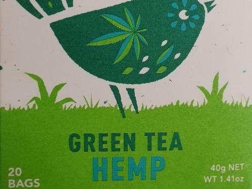 Hemp tea recalled due to potency