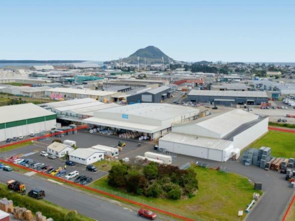 Sanford puts Tauranga facility on market