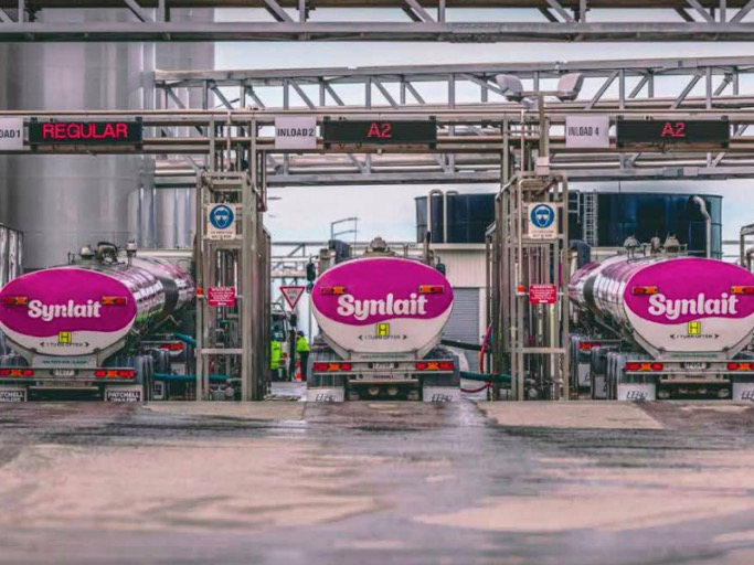 Synlait reveals new deal with mystery multinational customer