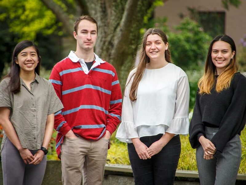 Kiwi students scoop global food marketing awards