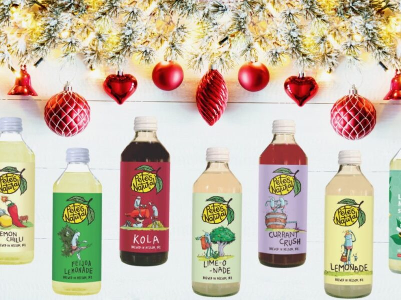 Pete's Natural boosts bottles in Christmas bonus