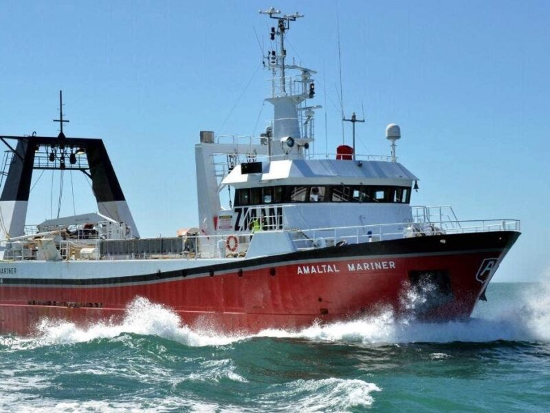 Talley's Amaltal fined $27k for marine reserve fishing