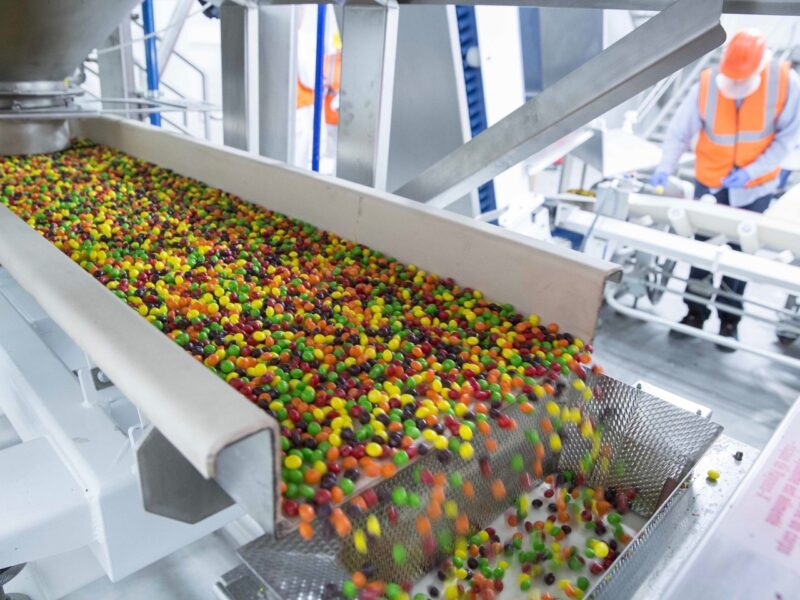 Mars Wrigley makes Skittles sustainability move