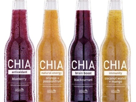 Chia Sisters get top marks from B Corp