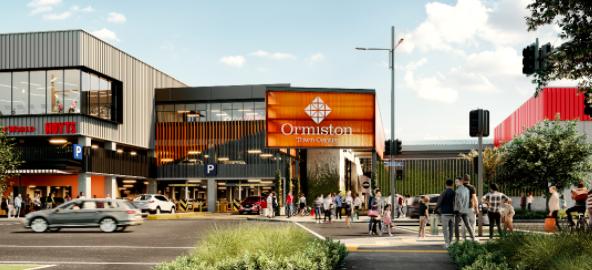 New World opens in Ormiston