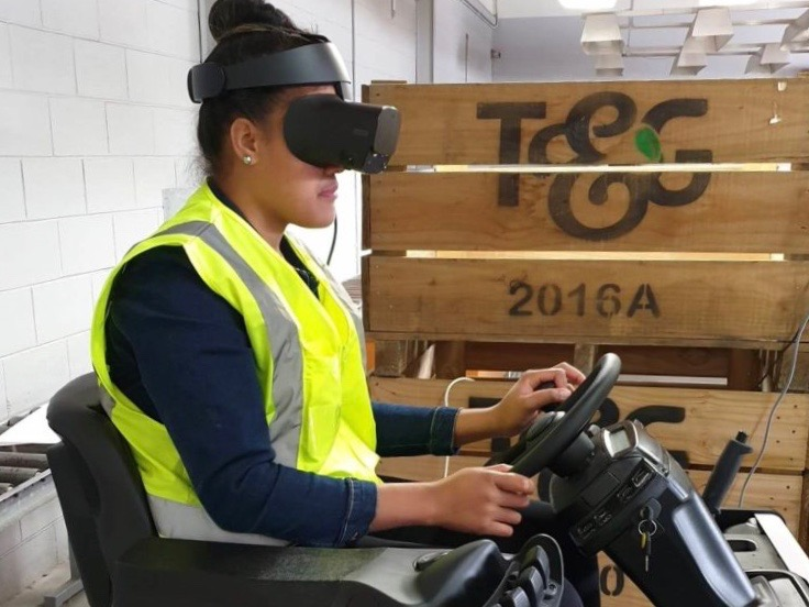 T&G turns to VR to help recruit locals into jobs
