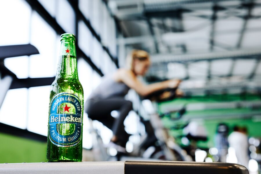 Alcohol-free beer consumption up 105%