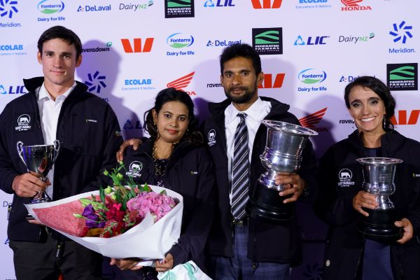 NZ Dairy Industry Awards and Westpac part ways