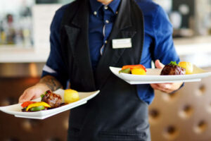 Food sector jobs down in Feb