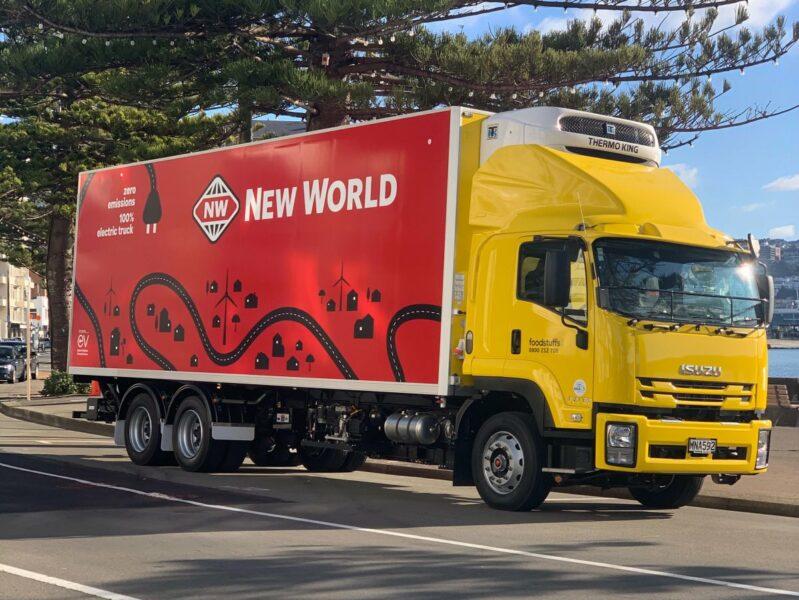Foodstuffs backs the NZ Food Network