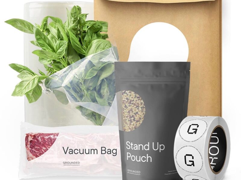 Grounded Packaging launches carbon-negative 'plastic'