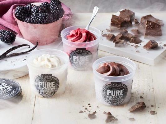 Ice-cream maker scoops Domino's deal
