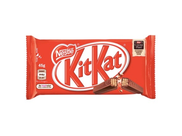 KitKat to go carbon neutral by 2025