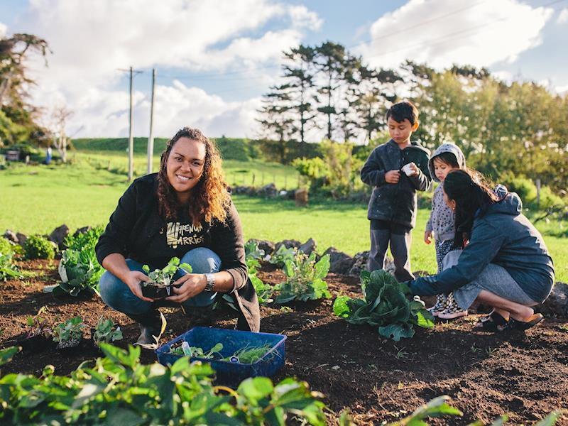 Food poverty social enterprise featured in inaugural Māori business event