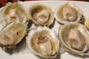 Bluffies firmly on the menu for sold-out annual oyster festival