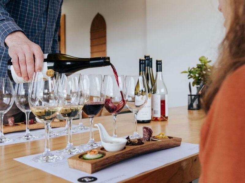 Terrace Edge wins Organic Winery of the Year