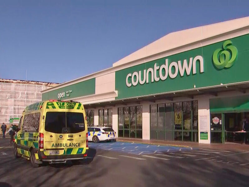 Countdown Dunedin central reopens