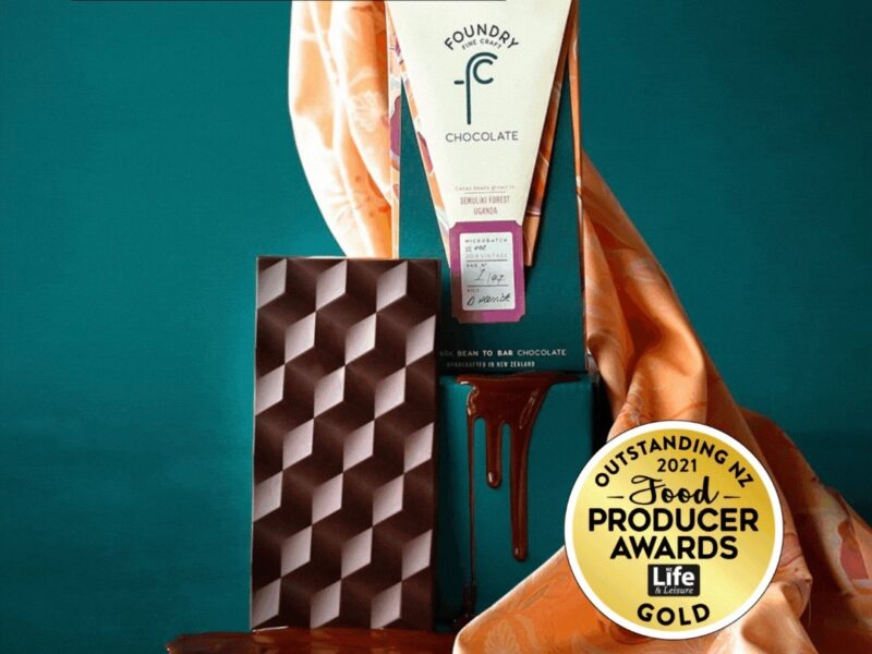 Medals  doled out in Outstanding NZ Food Producer Awards