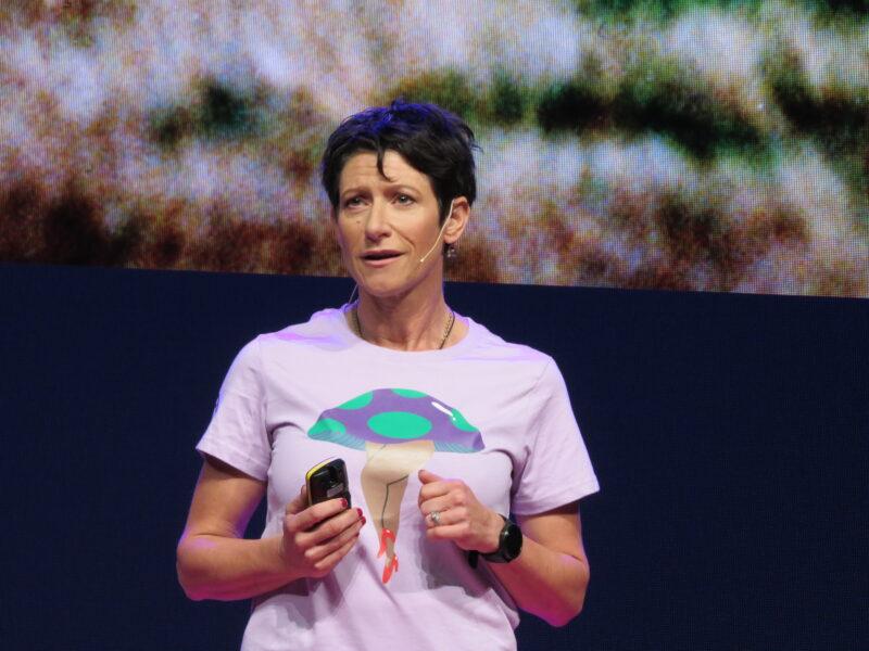 "E Tipu 2021: ""We don't need to all turn vegan to make a difference"" – Miranda Burdon"