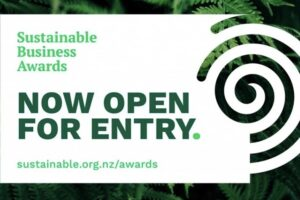 Sustainable Business Awards open for entries