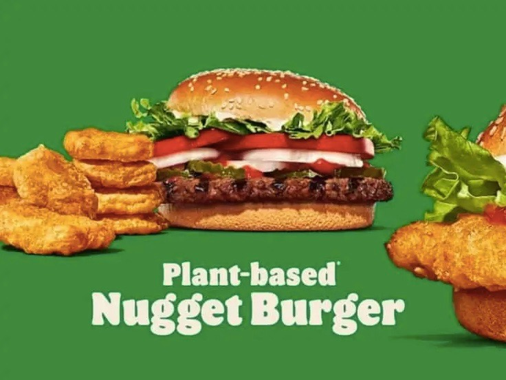 Achtung! Fully plant-based Burger King to open