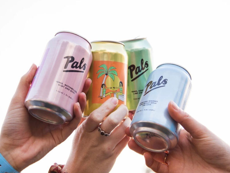 Pals packs a punch in Australia