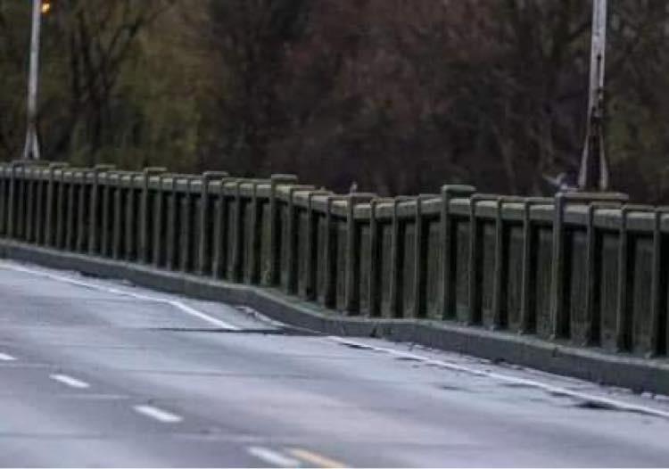 Ashburton bridge reopens to trucks, reconnects SH1