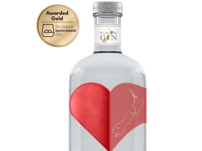 Broken Heart Spirits releases limited edition gin