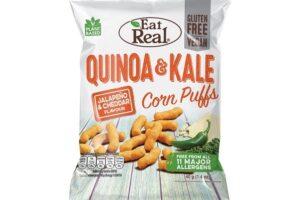 Eat Real corn puff recall