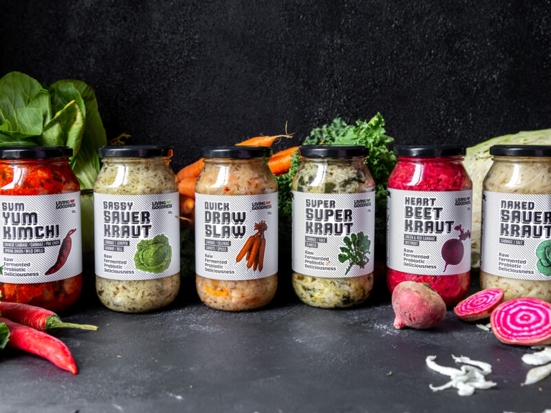 Fermented foods a million dollar idea