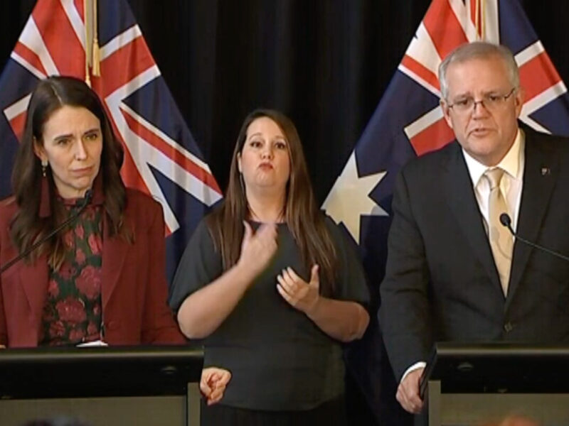 Nods from Queenstown to food standards, supply chain woes, secure trade lanes