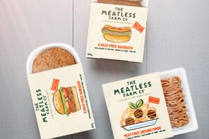 Meatless Farm launches crowdfunding campaign