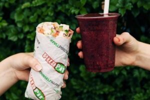 Pita Pit joins school lunch programme