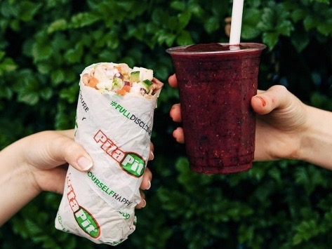 Pita Pit signs deal with Plexure